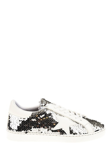 Derigo Sneakers Gümüş